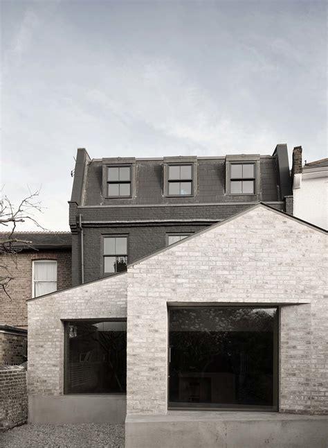 kew   london house garage design building exterior