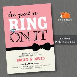 cheap engagement invitations cimvitation