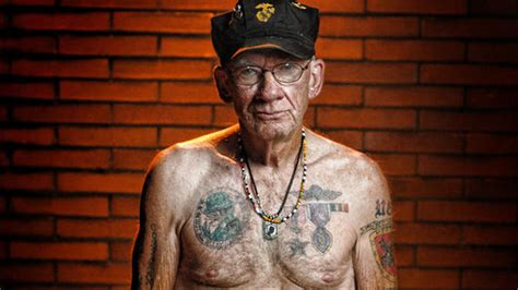 calling all veterans with military tattoos nbc 10