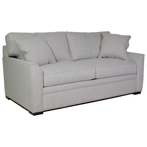 jonathan louis sleeper sofa jonathan louis blissful transitional full sofa sleeper