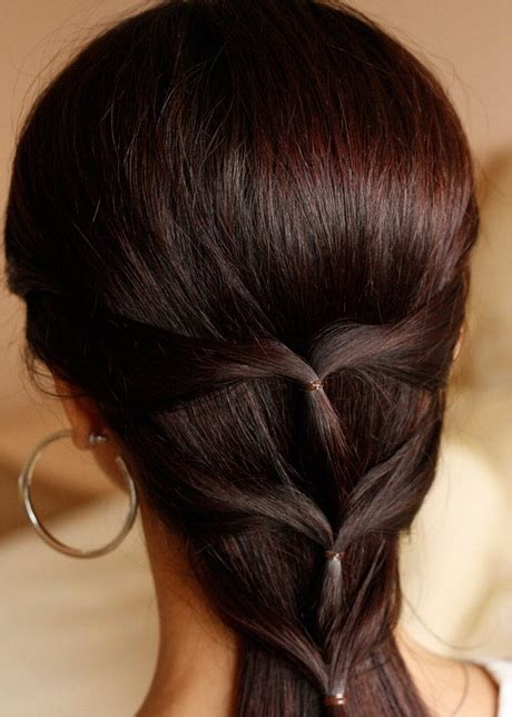 everyday hairstyles fine hair interesting hairstyles for long hair