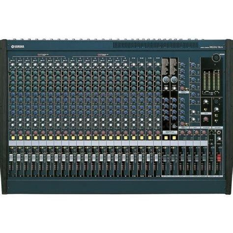 yamaha mg24 14fx analog mixer 24 channels