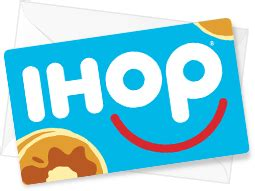 Ihop Gift Card Balance Online - gift cards ihop 174 welcome to ihop