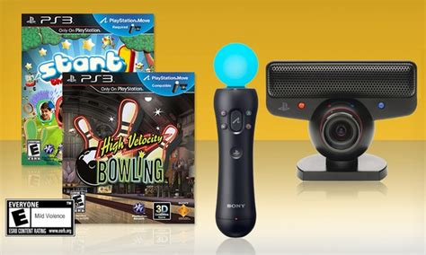 ps3 move ps3 move bundle with 2 groupon