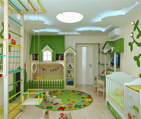Kinderzimmer Einrichten Junge 784 by дизайн интерьера и 3d визуализация Lotte