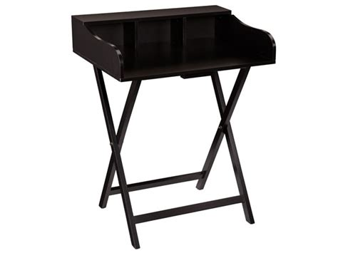 Sei Folding Craft Student Desk Black Folding Student Desk