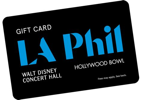 la phil - La Phil Gift Card