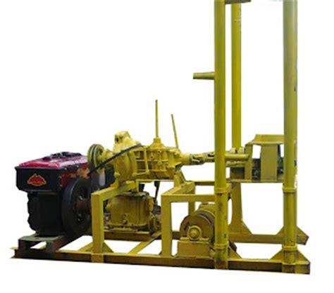 Mesin Bor Vertikal jual segala jenis alat bor tanah mesin bor sumur bs 80