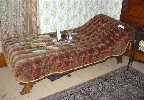 fainting couch history grant county historical museum south dakota travel