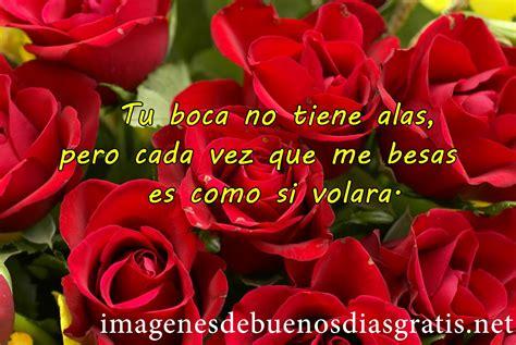 imagenes de rosas con versos encantadoras rosas rojas de amor imagenes de buenos dias