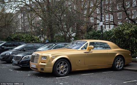 golden rolls royce saudi arabian flies fleet of gold supercars to