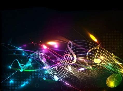 imagenes musicales descargar hermosa m 250 sica notas l 237 neas de fondo conjunto de vectores