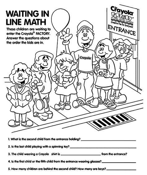math coloring page binder cover printable coloring pages