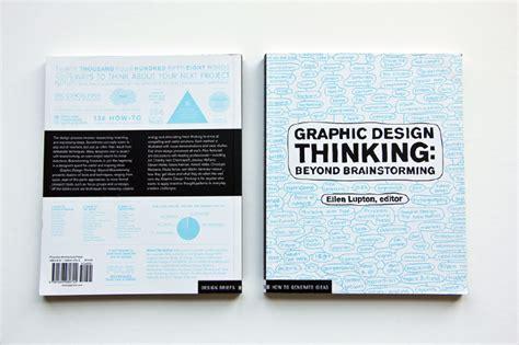 design thinking methodology book graphic design thinking ann liu alcasabas designer