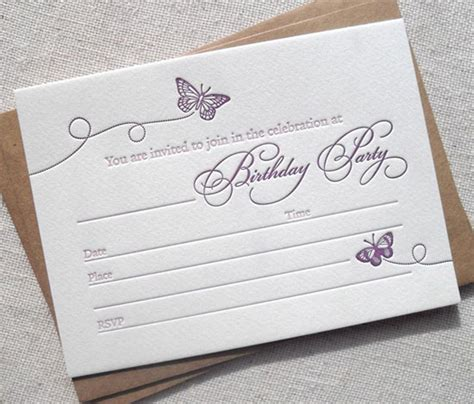 adventure birthday invitation tumbleweed press letterpress fill in invitations from tumbleweed press