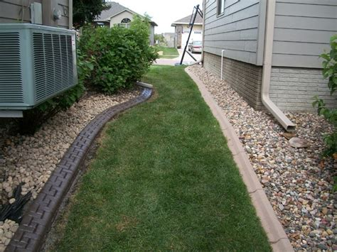 decorative concrete curbing landscape minneapolis by