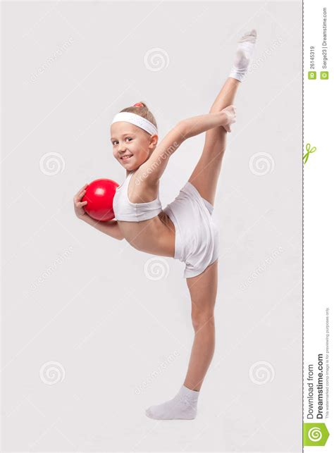 child nudez children s sports joy and health royalty free stock
