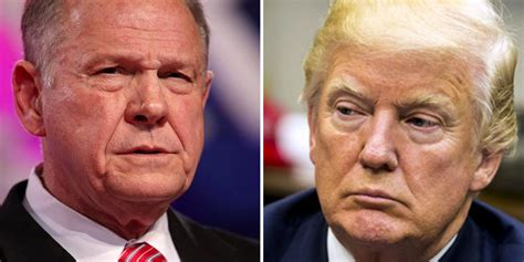 donald trump on roy moore white house official donald trump won t caign for roy
