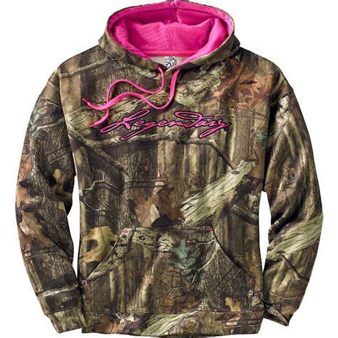 womens mossy oak sweatshirts s mossy oak camo impact performance hoodie