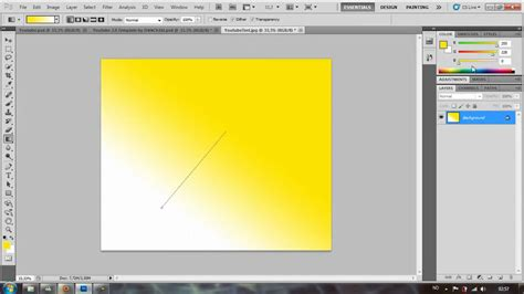 make layout on photoshop cs5 photoshop cs5 how to make a professional youtube