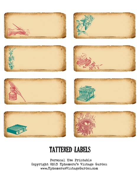 free printable vintage label templates free printable vintage label templates www imgkid com