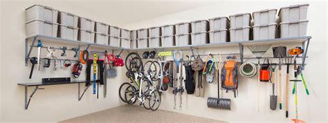 garage shelving solutions garage shelving omaha monkeybar storage solutions