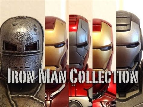 hot toys iron man collection youtube