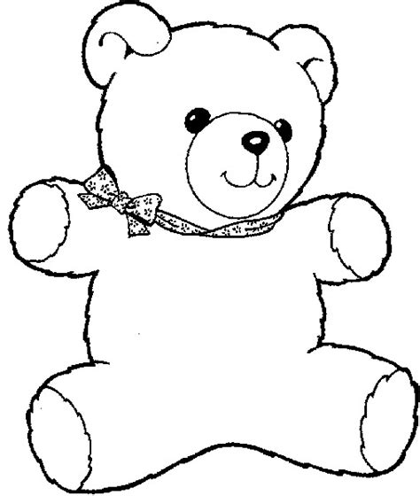 coloring pages build a bear cute bear coloring pages kid s coloring pages