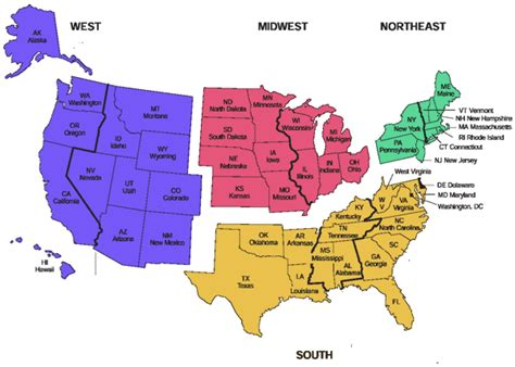 census bureau usa us census bureau state maps 1458268848711 cdoovision com