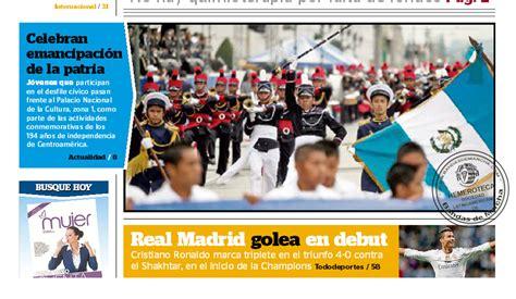 noticias de hoy somos jujuy diario digital jujeo revista libre guatemala