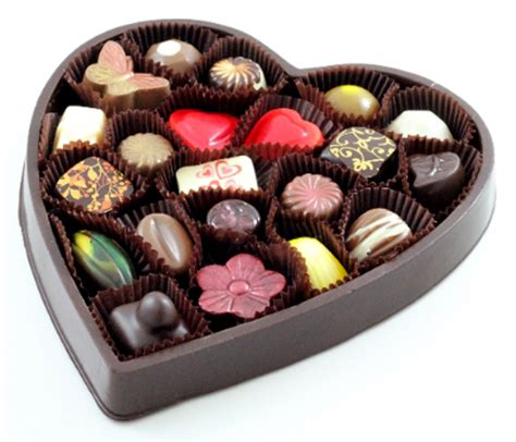 Handmade Chocolate Gifts - large box