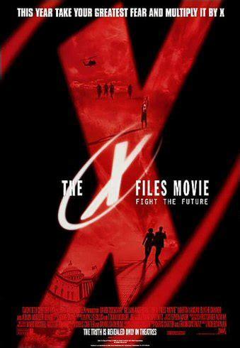 film seri x files the x files 187 fight the future