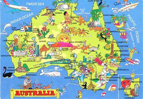 australia touring map touring map of australia maps update australia tourist