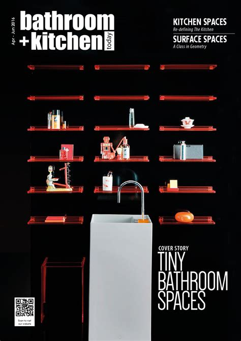 Bathroom Kitchen Today Bathroom Kitchen Today Vol 2 2016 By Bathroom