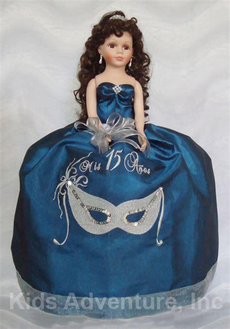 black quinceanera doll heidicollection marisol 21 quot quinceanera doll w dress