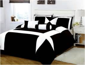 black and bed sets black and white bedding sets king home design