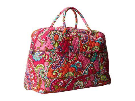 small handbags vera bradley weekender bag