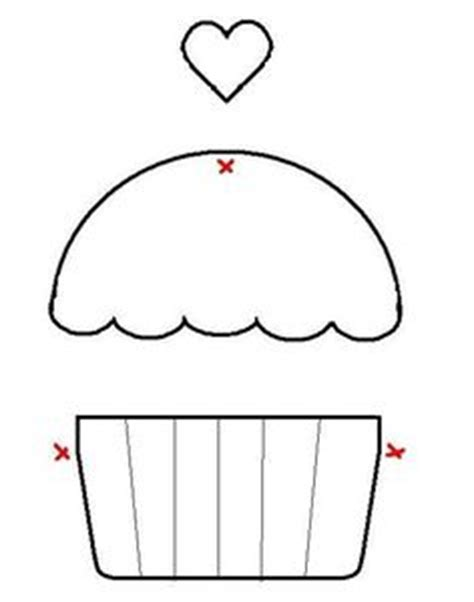 1000 ideas about cupcake template on pinterest crafters