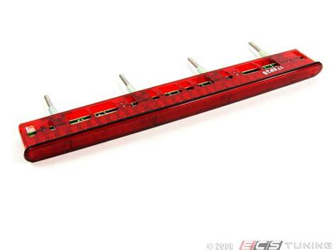 third brake light assembly genuine bmw 63258357739 convertible third brake light