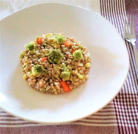 come cucinare la zuppa di farro zuppa di farro e broccolo romanesco la tavola di gio