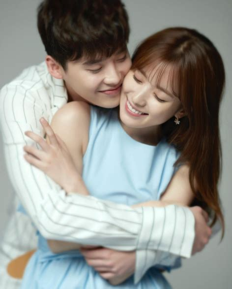 lee jong suk making film lee jong suk and han hyo joo get intimate in the cutest