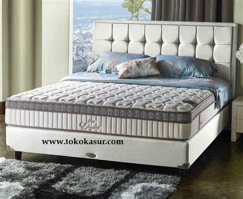 Bed Elite Murah elite springbed toko kasur bed murah simpati furniture