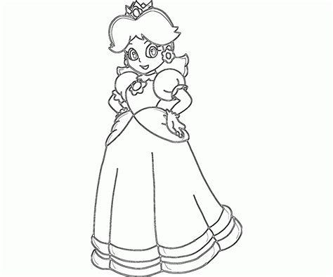 mario coloring pages princess mario coloring pages and rosalina coloring home