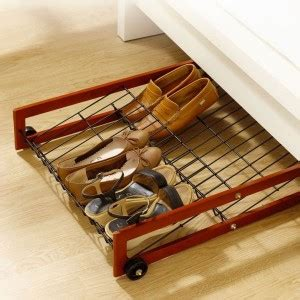 bed shoe storage rolling southernspreadwing page 4 small closet solutions
