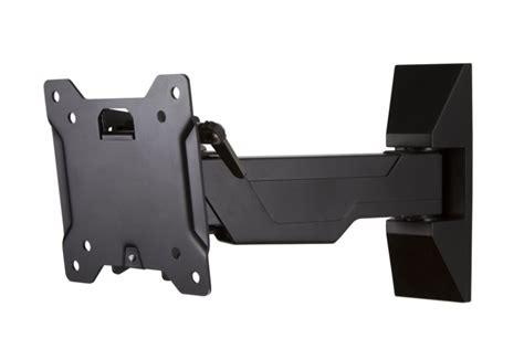 swing arm wall mounted tv brackets omnimount oc40fm swing arm tv wall mount
