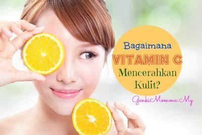 Vitamin C Pemutih Badan bagaimana vitamin c mencerahkan kulit genkimomma