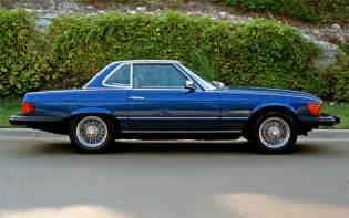 1979 Mercedes 450sl 1979 Mercedes 450sl Convertible 66126