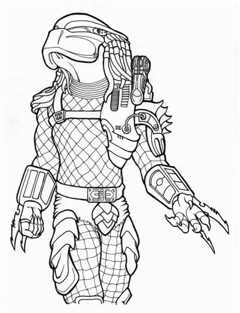 coloring page in photoshop predator coloring pages to and print for free