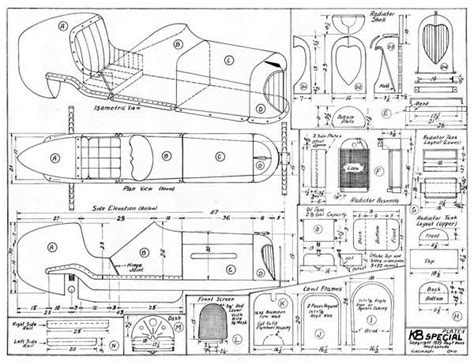 car plans pedal car blueprints plans s 246 k p 229 google pedal car