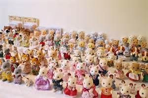 sylvanian families collection figures 2015